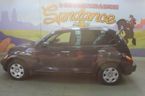 2005 Chrysler PT Cruiser for sale at Sundance Chevrolet in Grand Ledge MI