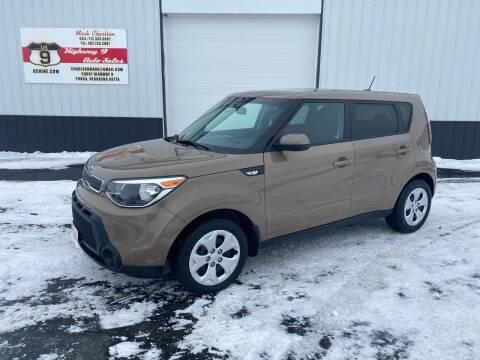 2014 Kia Soul for sale at Highway 9 Auto Sales - Visit us at usnine.com in Ponca NE