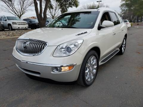 2012 Buick Enclave for sale at Matador Motors in Sacramento CA