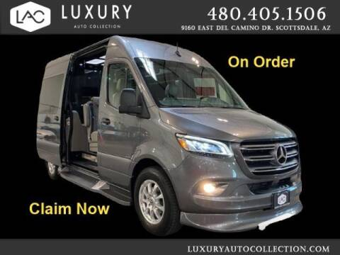 2020 Mercedes-Benz Sprinter Cargo for sale at Luxury Auto Collection in Scottsdale AZ