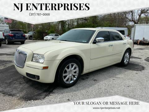 2010 Chrysler 300 for sale at NJ Enterprises in Indianapolis IN