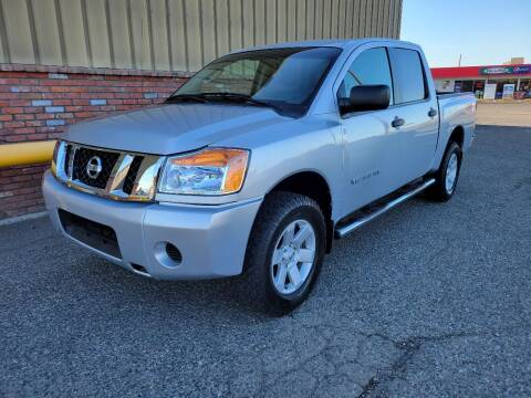 2009 Nissan Titan for sale at Harding Motor Company in Kennewick WA