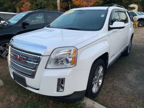 2012 GMC Terrain for sale at Official Auto Sales in Plaistow NH