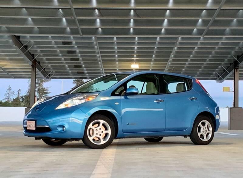 2012 Nissan LEAF for sale in Santa Clara, CA