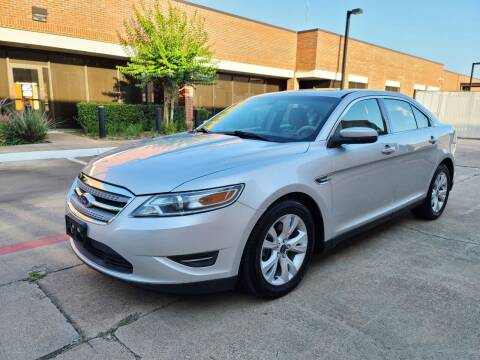2012 Ford Taurus for sale at DFW Autohaus in Dallas TX