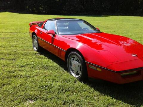 1989 Chevrolet Corvette for sale at ELIAS AUTO SALES in Allentown PA