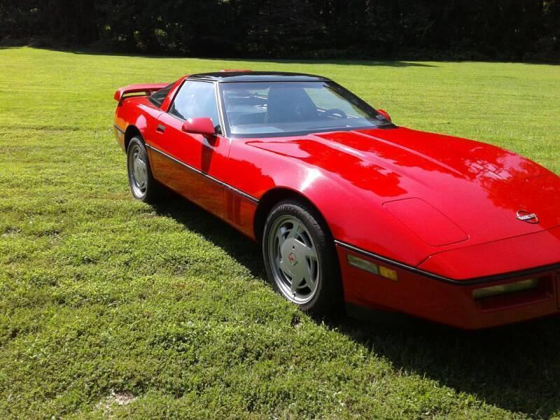 1989 Chevrolet Corvette for sale at ELIAS AUTO SALES in Allentown PA