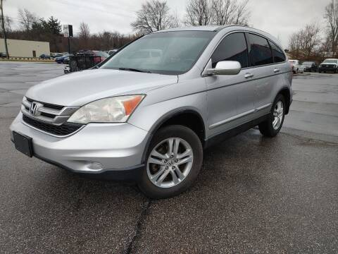 2010 Honda CR-V for sale at Cruisin' Auto Sales in Madison IN