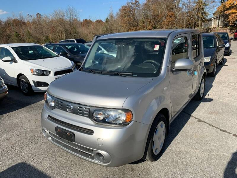 2009 Nissan cube for sale at Best Buy Auto Sales in Murphysboro IL
