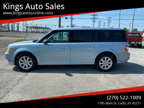 2009 Ford Flex for sale at Kings Auto Sales in Cadiz KY