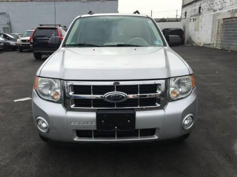 2008 Ford Escape for sale at SUNSHINE AUTO SALES LLC in Paterson NJ