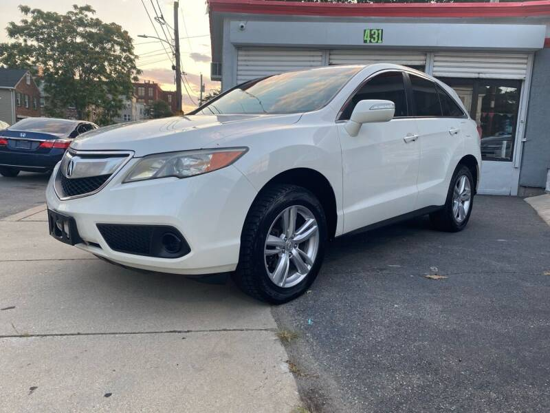 2013 Acura RDX for sale at Choice Motor Group in Lawrence MA