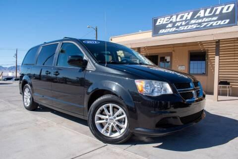 2013 Dodge Grand Caravan for sale at Beach Auto and RV Sales in Lake Havasu City AZ