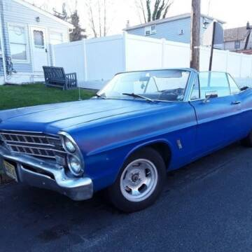 1967 Ford Galaxie 500 for sale at Haggle Me Classics in Hobart IN