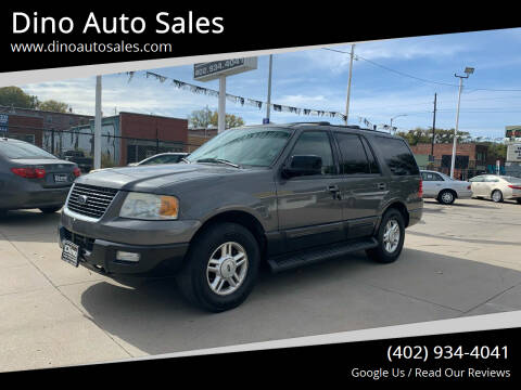 2004 Ford Expedition for sale at Dino Auto Sales in Omaha NE