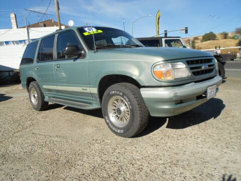 1997 Ford Explorer for sale at Mountain Auto in Jackson CA