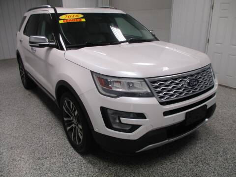 2016 Ford Explorer for sale at LaFleur Auto Sales in North Sioux City SD