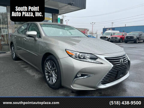 2018 Lexus ES 350 for sale at South Point Auto Plaza, Inc. in Albany NY