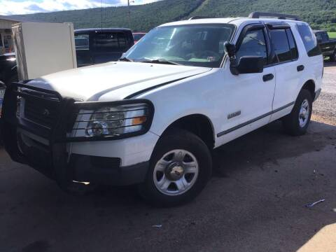 2006 Ford Explorer for sale at Troys Auto Sales in Dornsife PA