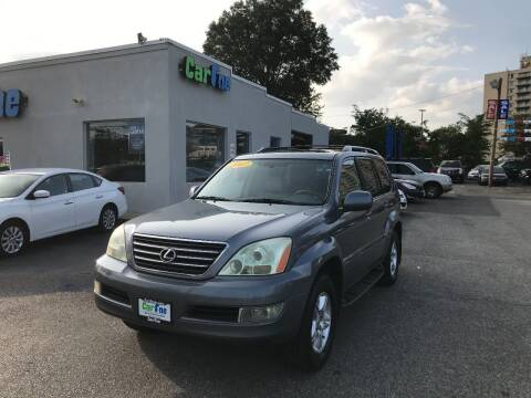2007 Lexus GX 470 for sale at Car One in Essex MD