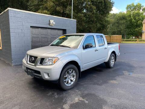 2020 Nissan Frontier for sale at Bluebird Auto in South Glens Falls NY
