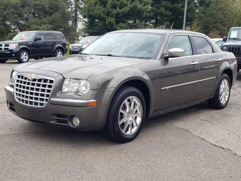 2010 Chrysler 300 for sale at Thompson Motors in Lapeer MI