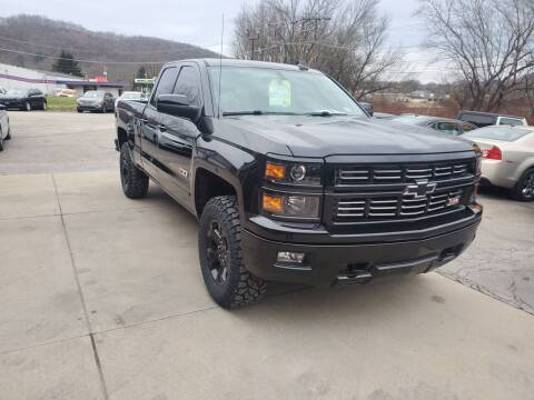 2015 Chevrolet Silverado 1500 for sale at A - K Motors Inc. in Vandergrift PA