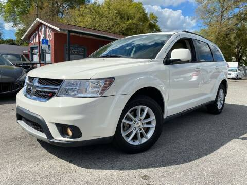 2014 Dodge Journey for sale at CHECK  AUTO INC. in Tampa FL