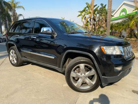 2011 Jeep Grand Cherokee for sale at Luxury Auto Lounge in Costa Mesa CA