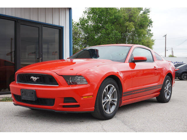 2014 Ford Mustang for sale at DRIVE 1 OF KILLEEN in Killeen TX