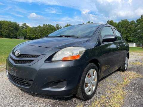 2008 Toyota Yaris for sale at GOOD USED CARS INC in Ravenna OH