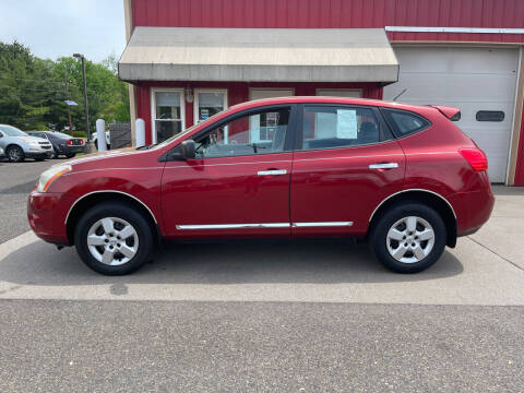 2013 Nissan Rogue for sale at JWP Auto Sales,LLC in Maple Shade NJ