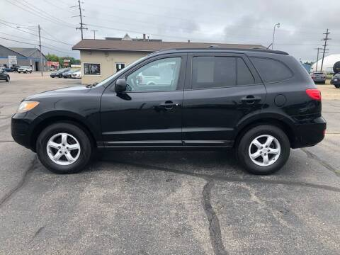 2007 Hyundai Santa Fe for sale at Mike's Budget Auto Sales in Cadillac MI