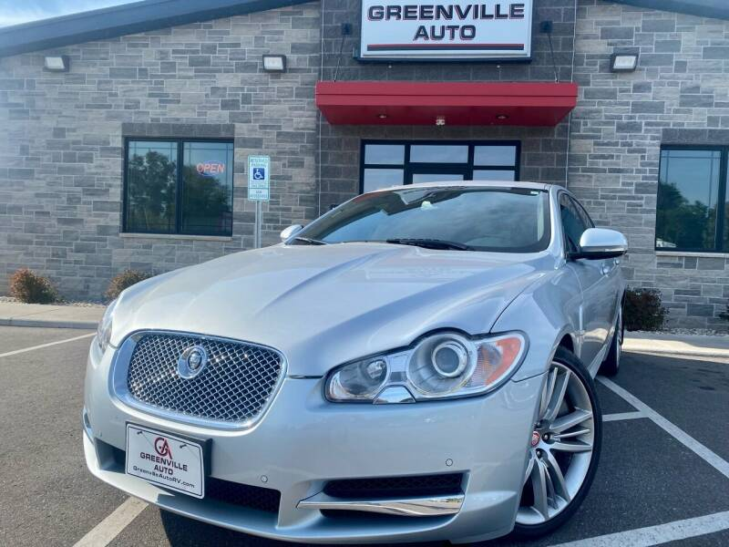 2011 Jaguar XF for sale at GREENVILLE AUTO in Greenville WI