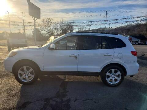 2009 Hyundai Santa Fe for sale at Knoxville Wholesale in Knoxville TN