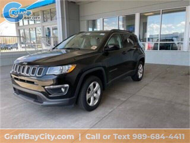 2018 Jeep Compass for sale at GRAFF CHEVROLET BAY CITY in Bay City MI