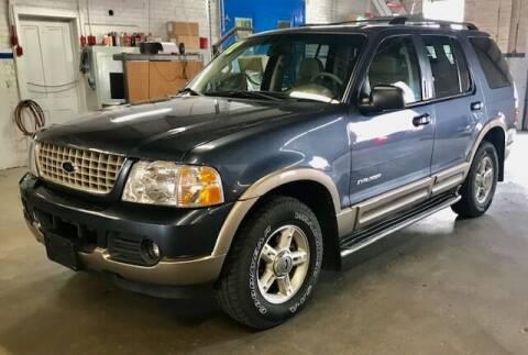 2002 Ford Explorer for sale at Reinecke Motor Co in Schuyler NE