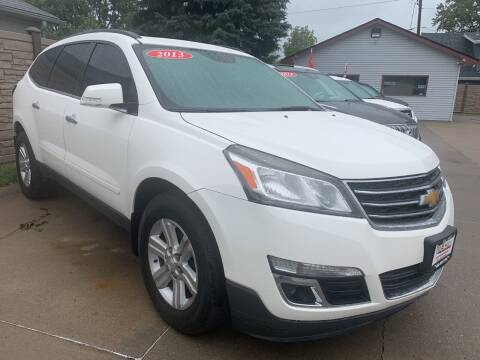 2013 Chevrolet Traverse for sale at Triangle Auto Sales 2 in Omaha NE