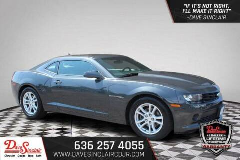 2015 Chevrolet Camaro for sale at Dave Sinclair Chrysler Dodge Jeep Ram in Pacific MO