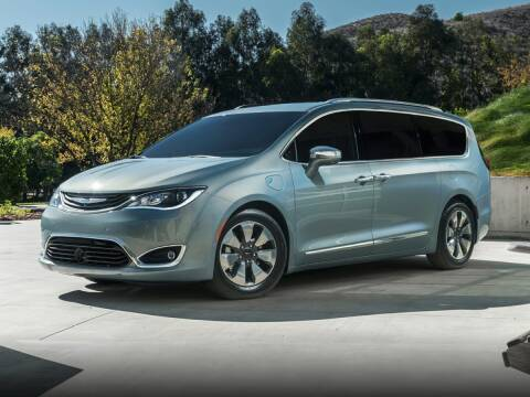 2017 Chrysler Pacifica Hybrid for sale at GRIEGER'S MOTOR SALES CHRYSLER DODGE JEEP RAM in Valparaiso IN