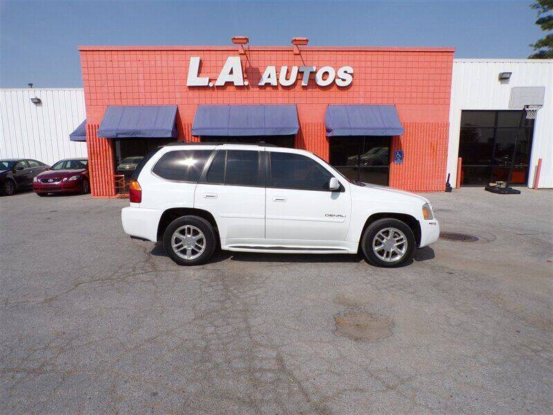 2007 GMC Envoy for sale at L A AUTOS in Omaha NE