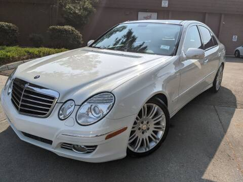 2008 Mercedes-Benz E-Class for sale at Skye Auto in Fremont CA