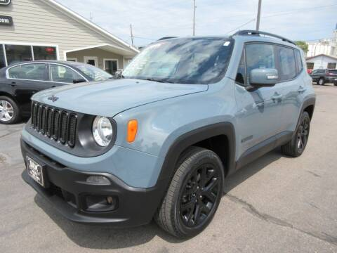 2017 Jeep Renegade for sale at Dam Auto Sales in Sioux City IA