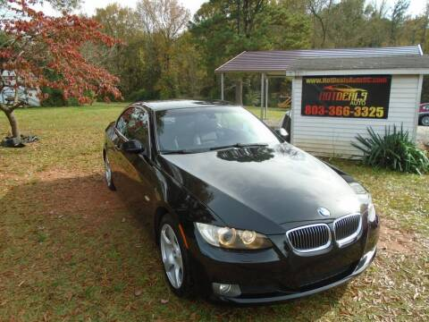 2008 BMW 3 Series for sale at Hot Deals Auto LLC in Rock Hill SC
