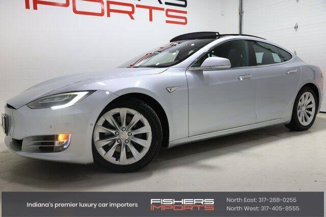 2016 Tesla Model S for sale at Fishers Imports in Fishers IN