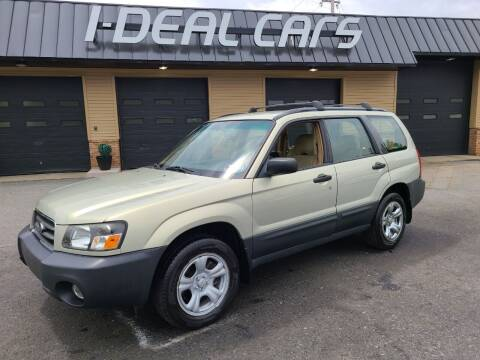 2005 Subaru Forester for sale at I-Deal Cars in Harrisburg PA