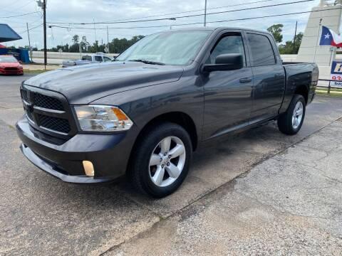2015 RAM Ram Pickup 1500 for sale at Bay Motors in Tomball TX