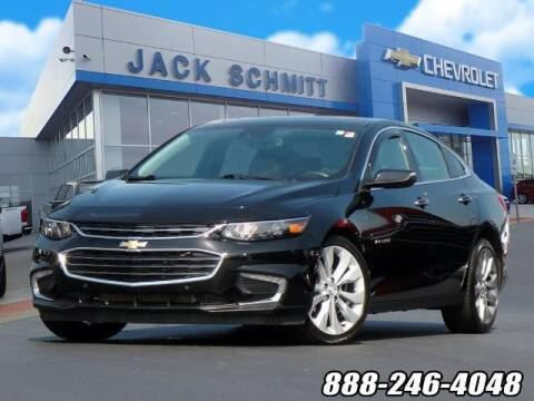 2018 Chevrolet Malibu for sale at Jack Schmitt Chevrolet Wood River in Wood River IL