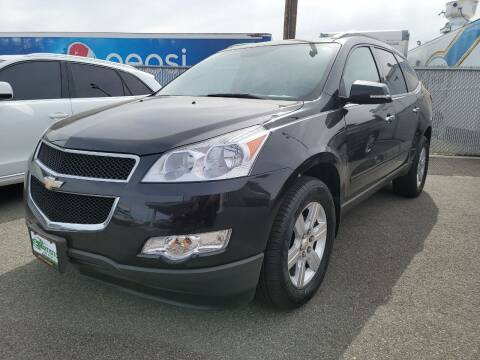 2010 Chevrolet Traverse for sale at Artistic Auto Group, LLC in Kennewick WA