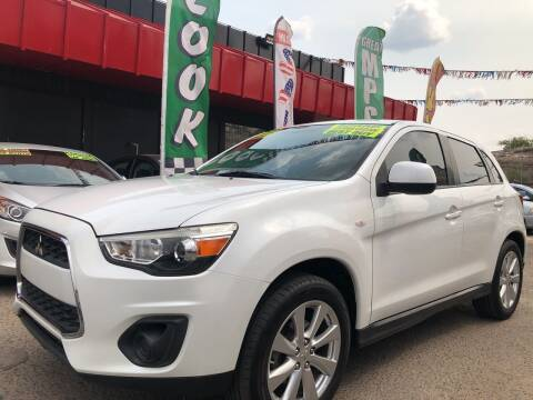 2015 Mitsubishi Outlander Sport for sale at Duke City Auto LLC in Gallup NM